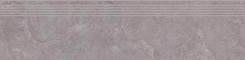 Cersanit Colosal light grey steptread matt rect ND1140-029