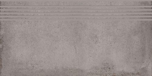 Cersanit Diverso taupe steptread matt rect ND576-073