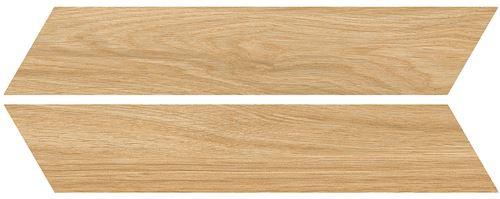 Azario Chevron Oak Mat