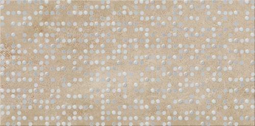 Cersanit Normandie Beige inserto Dots WD379-001