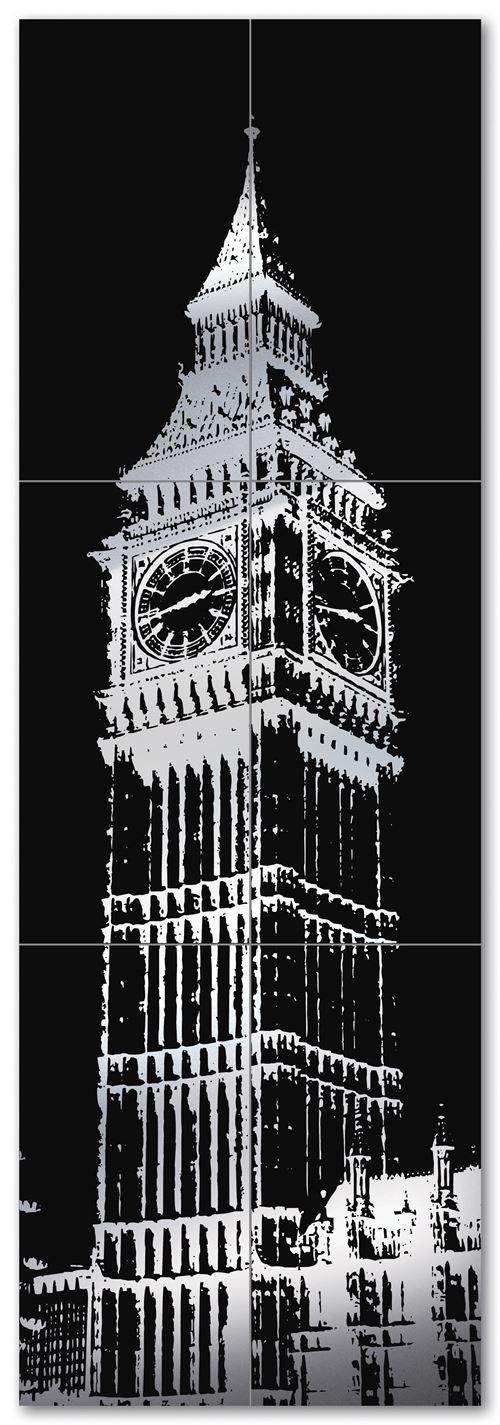 Tubądzin London Piccadilly Big Ben 2
