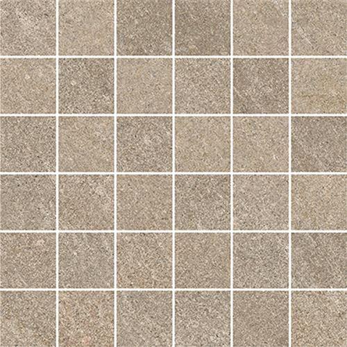 Cersanit Bolt beige mosaic matt rect ND090-009