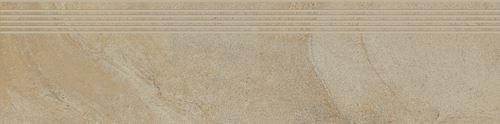 Cersanit Spectral beige steptread matt rect ND816-012
