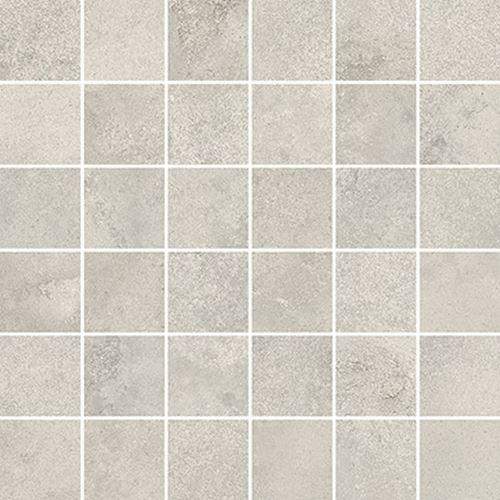 Opoczno Quenos White Mosaic Matt OP661-094