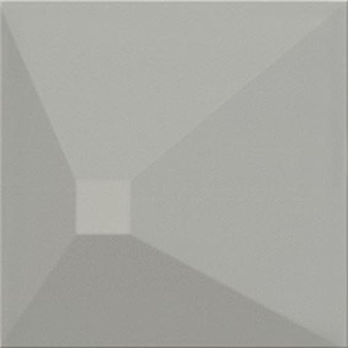 Opoczno Monoblock Grey matt 3D Effect OP499-012-1