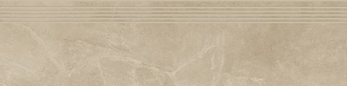 Cersanit Marengo beige steptread matt rect ND763-040