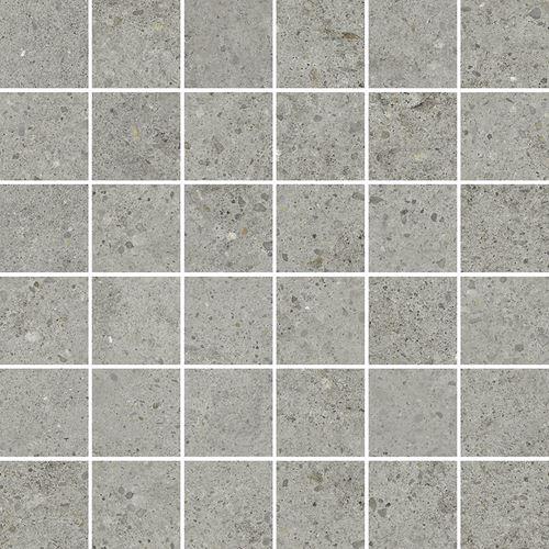 Opoczno Gigant Silvergrey Mosaic MD036-030