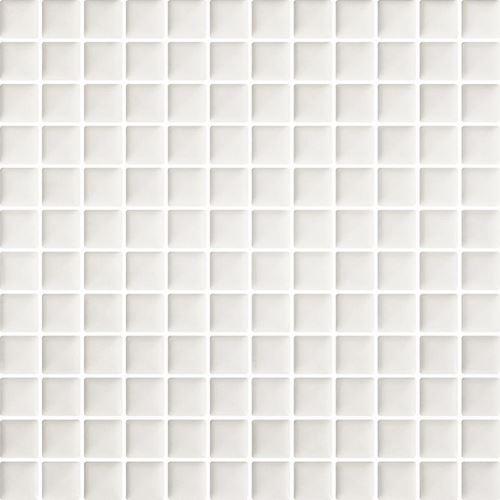 Paradyż Orrios Bianco mozaika