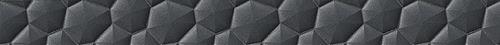 Cersanit Mystic Cemento conglomerate black border OD501-006