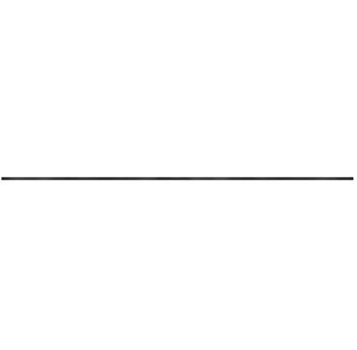 Cersanit Metal graphite border matt WD929-017