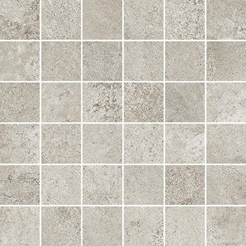 Opoczno Quenos Light Grey Mosaic Matt OP661-095