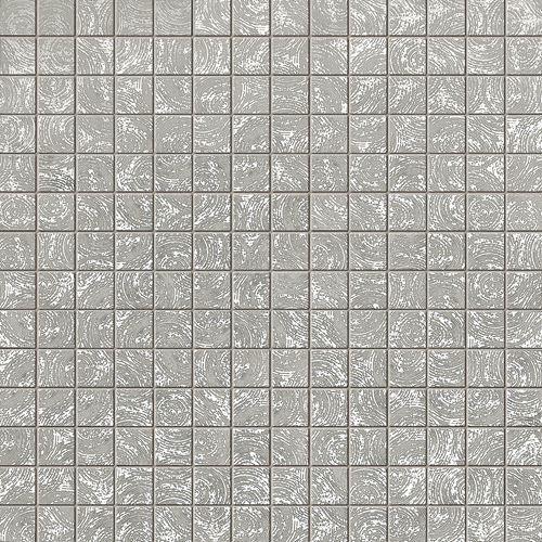 Tubądzin Elements Drops Metal Gold Square