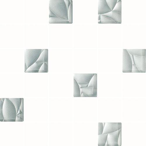 Paradyż Esten Bianco / Silver mozaika