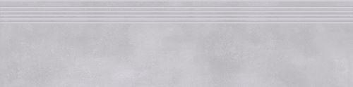 Cersanit Velvet Concrete white steptread matt rect ND1110-028