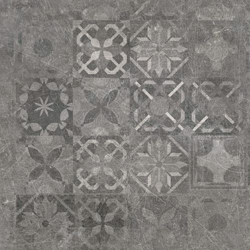 Cerrad Softcement graphite patchwork Poler