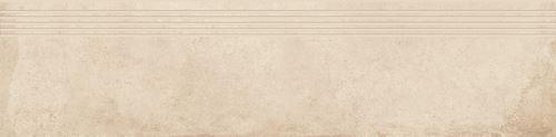 Cersanit Diverso beige steptread matt rect ND576-033