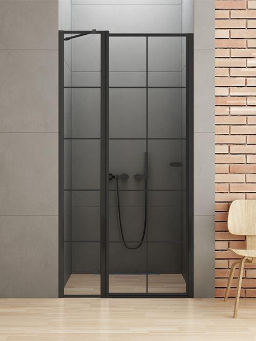 New Trendy New Soleo Black D-0279A