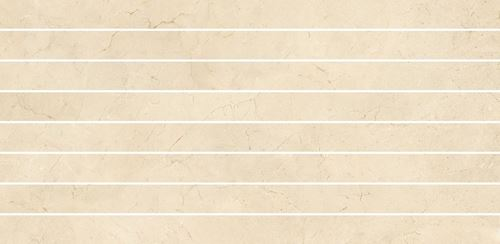 Opoczno Light Marble Beige Mosaic Belt OD636-021