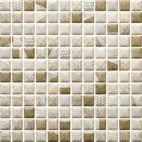 Paradyż Attiya beige mozaika prasowana