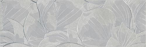 Opoczno Flower Cemento Light Grey Inserto OD486-005