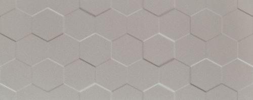 Tubądzin Elementary grey hex