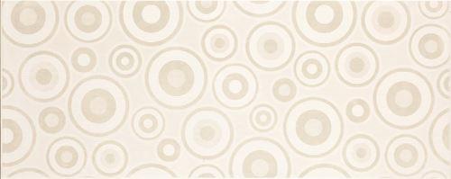 Cersanit Synthia white inserto circles WD206-012