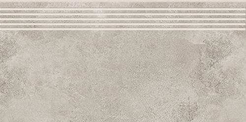 Opoczno Quenos Light Grey Steptread OD661-077