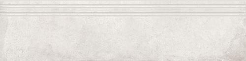 Cersanit Diverso white steptread matt rect ND576-051