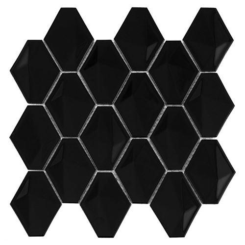 Dunin Carat Tiles Mini Carat Black