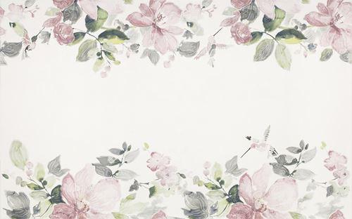 Cersanit Aura inserto flowers NT964-004-1