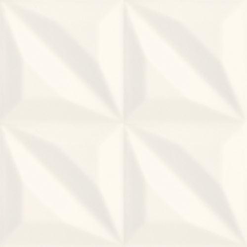 Opoczno Monoblock White Four Bar Glossy OP499-042-1