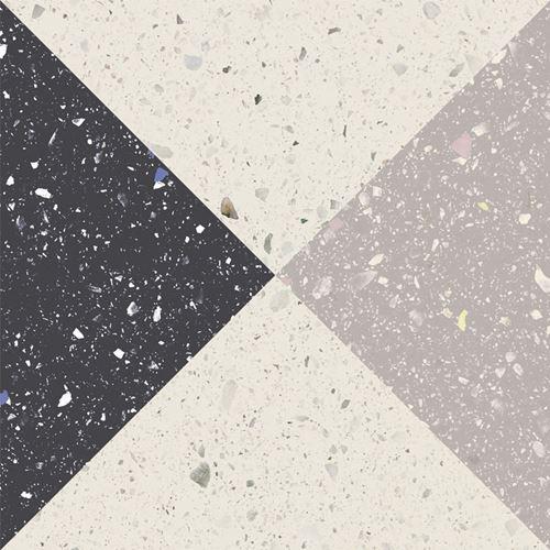 Paradyż Moondust Colour Mix Dekor Gres Szkl. Mat.