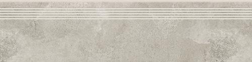 Opoczno Quenos Light Grey Steptread OD662-076
