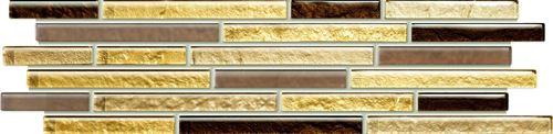 Tubądzin Venatello brown mosaic