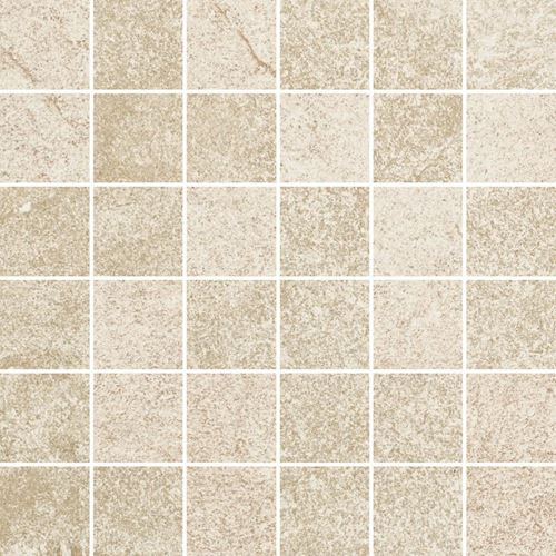 Paradyż Flash Bianco Mozaika Cięta Mat.