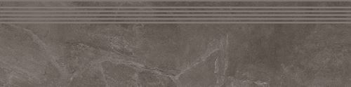 Cersanit Marengo graphite steptread matt rect ND763-042