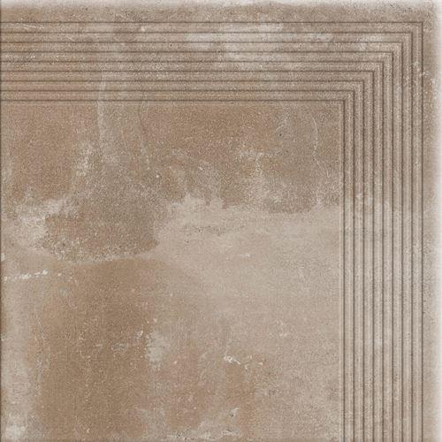 Cerrad Stopnica narożna Piatto sand 18730