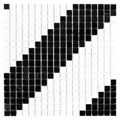 Dunin Black&White Pure B&W Diagonal 15