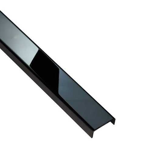 Azario Profil Antracyt Ins. 23x2440 mm