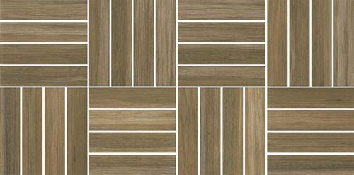 Cersanit Ambio brown mosaic WD403-006