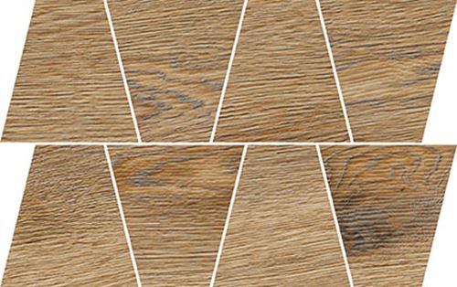 Opoczno Rustic Chocolate Mozaic Trapeze OD498-089