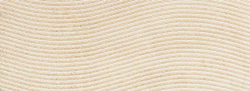 Tubądzin Balance ivory wave STR