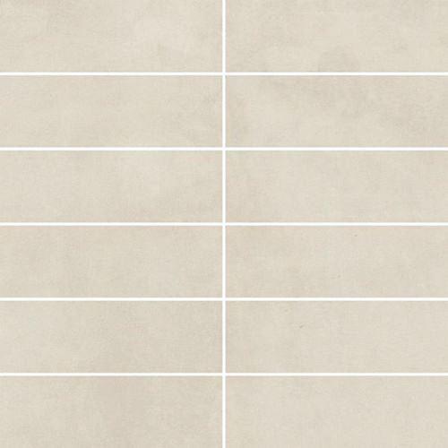 Paradyż Tecniq Bianco Mozaika Cięta K.4,8X14,8 Mat.