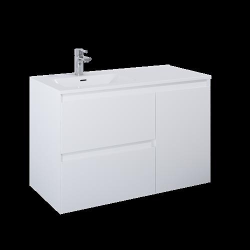 Elita Split (60 2S L + Kosz Cargo P) White Matt 168148