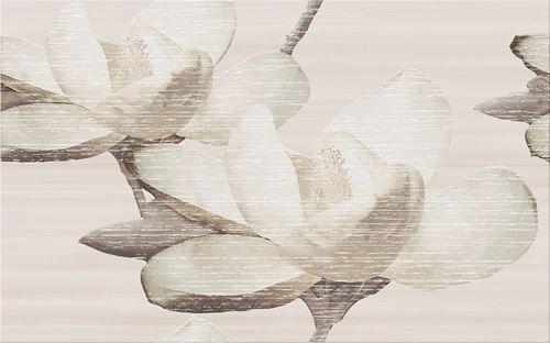 Cersanit Marisol beige inserto flower WD956-005