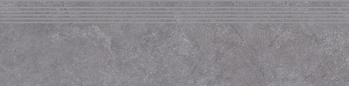 Cersanit Colosal grey steptread matt rect ND1140-030