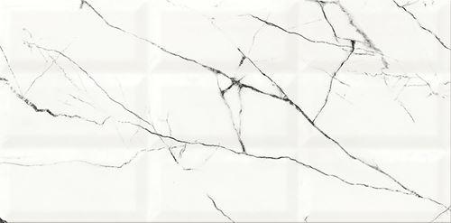 Cersanit Arce White Strucutre Glossy NT993-002-1