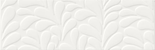 Opoczno Moon Line White Satin Structure NT035-001-1