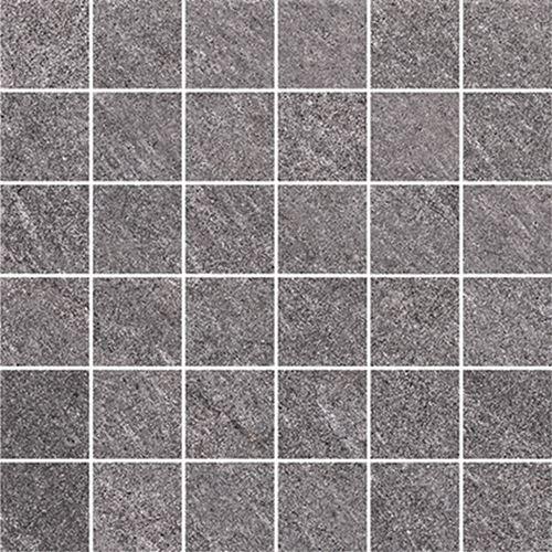 Cersanit Bolt grey mosaic matt rect ND090-019