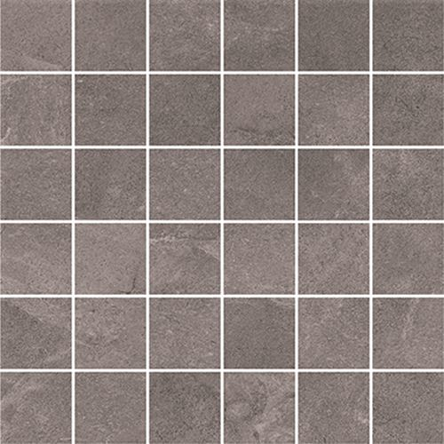 Cersanit Marengo grey mosaic matt rect ND763-018
